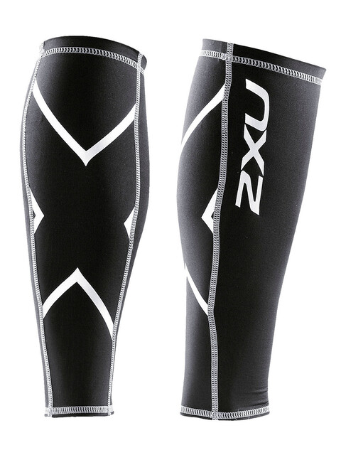 2XU Compression Calf Guards black/black